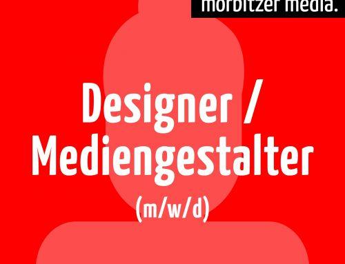 Designer/Mediengestalter m/w/d