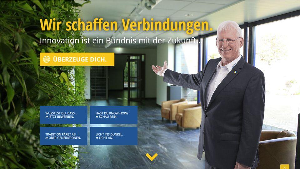 Referenz morbitzer media Wähler-Webseite UX-Design 3