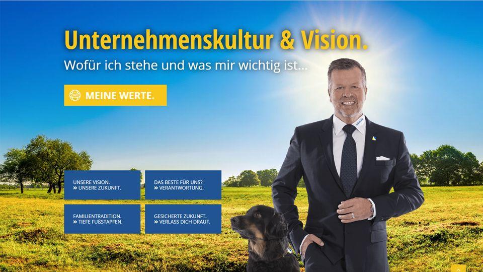 Referenz morbitzer media Wähler-Webseite UX-Design 5